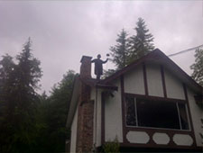 Chim-Chiminey Sweep: Chimney Sweep, Chimney Repairs and WETT in Langley. Call today - (604) 465-2135